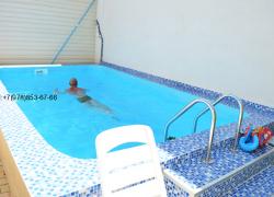 Домик с бассейном в Феодосии на лето в Крыму (9) копия