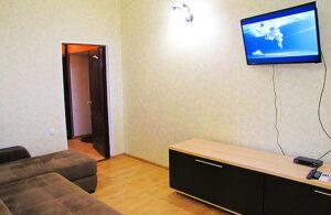 Двухкомнатная Квартира в Феодосии для семейного отдыха на 6 человек на ул. Русская