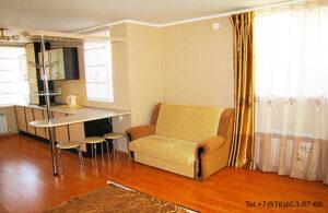 Гостевой дом в Феодосии однокомнатный номер на 3-4 человека