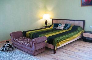 Квартира в Феодосия ул.Черноморская набережная с видом на море. на 5-6 человек.