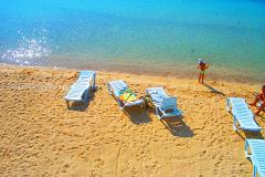 Эллинг в Феодосии на берегу моря 2 этаж  трёхкомнатный коттедж. Фото. (19)