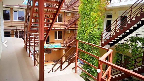 Эллинги Орджоникидзе Хелинг Двухкомнатный 2 этаж фото балкона — копия