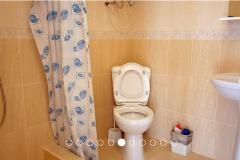 Эллинги Орджоникидзе Хелинг Двухкомнатный 2 этаж фото комнаты на сторону гор двухспалная .фото туалета — копия