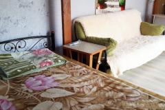 🌇№06. Гостевой дом в Феодосии с детским бассейном номер на 4 человека. (3)