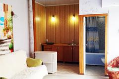 🌇№06. Гостевой дом в Феодосии с детским бассейном номер на 4 человека. (4)