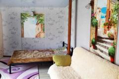 🌇№06. Гостевой дом в Феодосии с детским бассейном номер на 4 человека. (5)