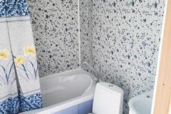 🌇№06. Гостевой дом в Феодосии с детским бассейном номер на 4 человека. (7)