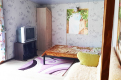 🌇№06. Гостевой дом в Феодосии с детским бассейном номер на 4 человека. (8)