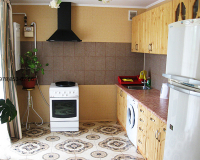 Феодосия Кварира на берегу моря Крымская кампари 3 этаж. Фото.