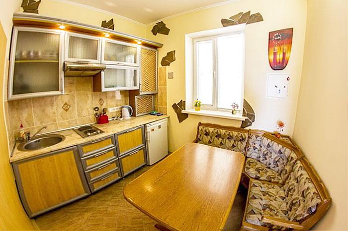 Крым Эллинги Орджоникидзе катран Крым 1 этаж с видом на море. Фото (9)