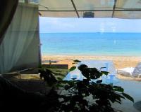 Эллинг в Феодосии на берегу моря Двух комнатный дом с личным пляжем. (13)