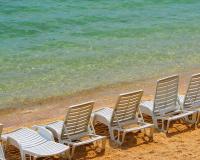 Эллинг в Феодосии на берегу моря Двух комнатный дом с личным пляжем. (15)