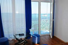 Фото трёхкомнатного эллинга в Феодосии Фото Балкона с видом на море